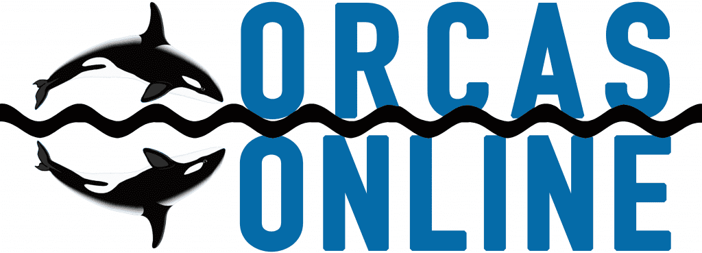 Orcas Online company logo banner.